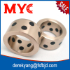 bronze bearing sleeve bushing for machine