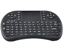 Rii i8 Mini Wireless keyboard with Touchpad 2.4G Fly Air Mouse Combo Teclado for Xbox360 for PS3 f