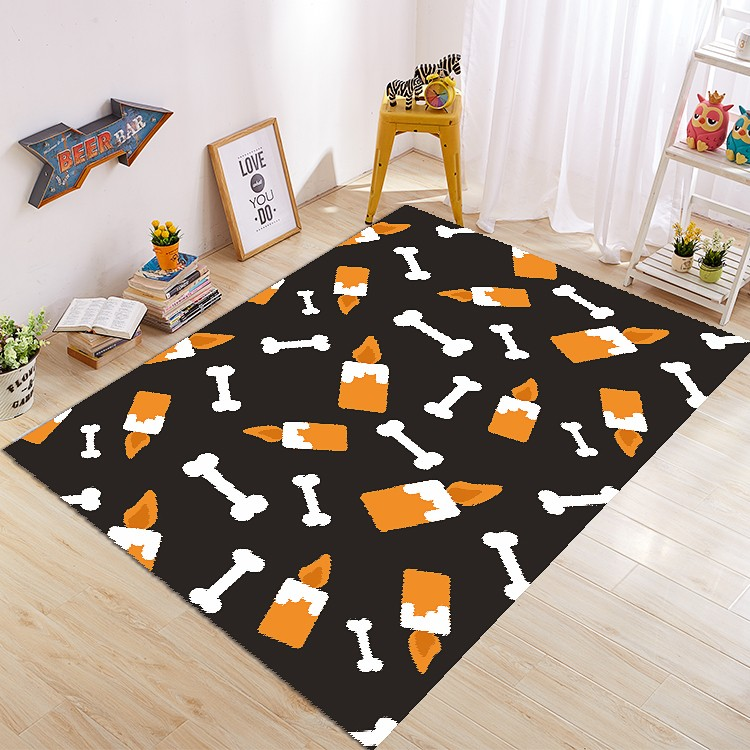 anti slip extra large big size baby play soft comfortable living room bedroom children carpet