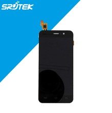 For Jiayu G6 G6S Touch Screen Digitizer + LCD Screen Display Assembly Black and White Replacement Parts
