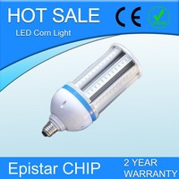High brightness 360 degree smd led corn light,36w led corn street light e27 with ce rohs approved