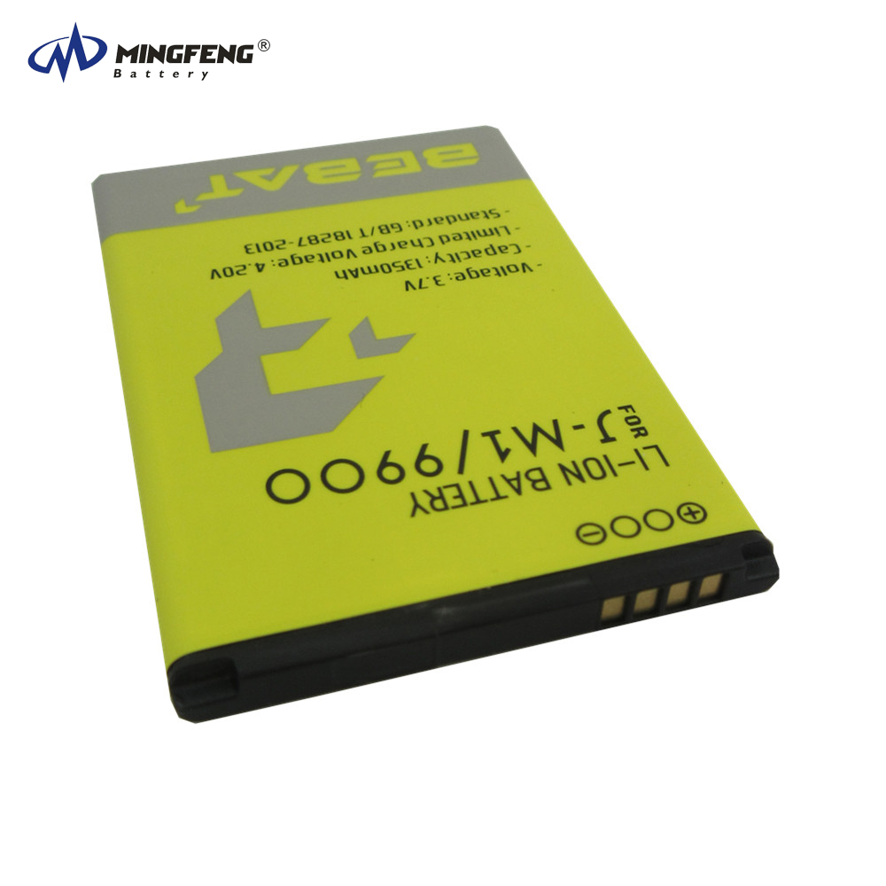 Original Rechargeable 3.7V 1350mAh Li-ion Mobile Battery JM1 for Blackberry 9900 9930 9850