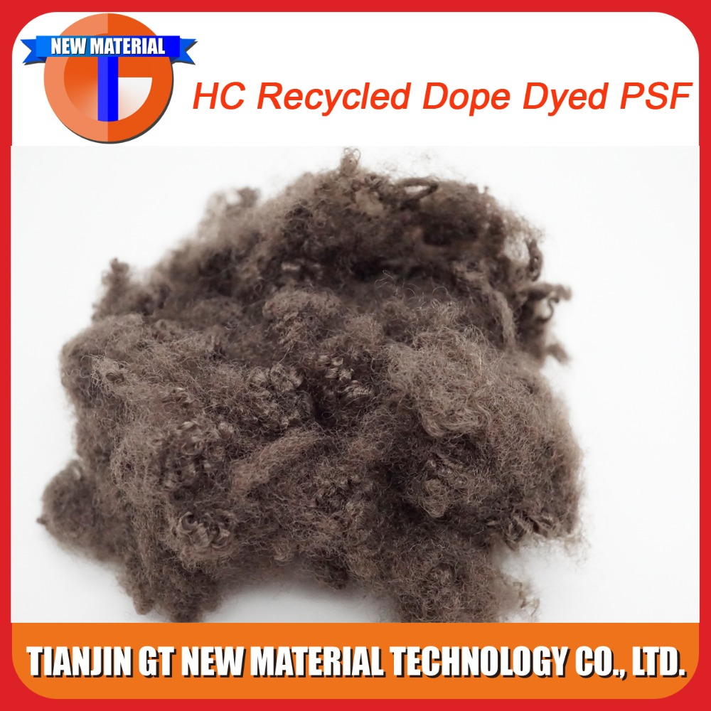 6D * 32mm non - siliconized hollow conjugated polyester fiber