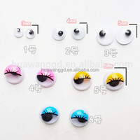 3d eyes nail charms/finger nail charms/nail art supplies