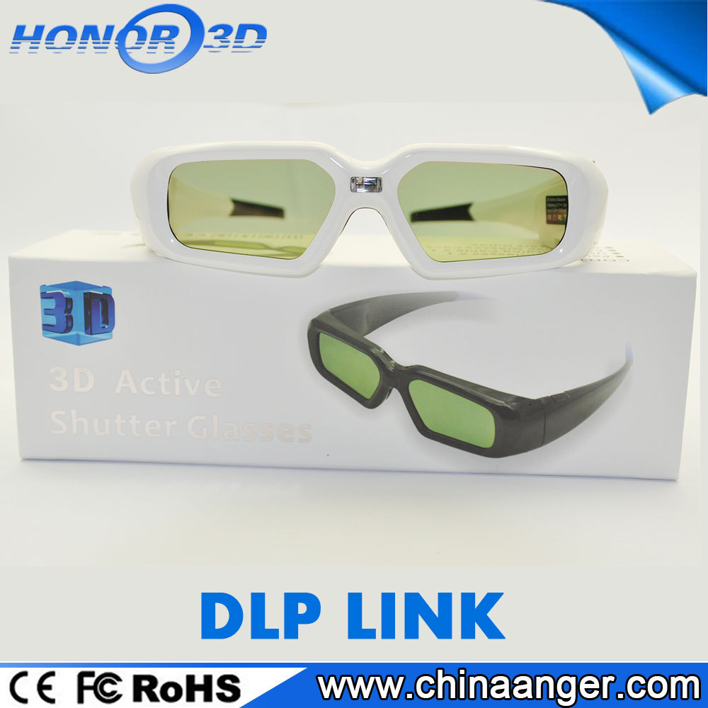 Alibaba China Supplier dlp link cheap 3d active shutter glasses