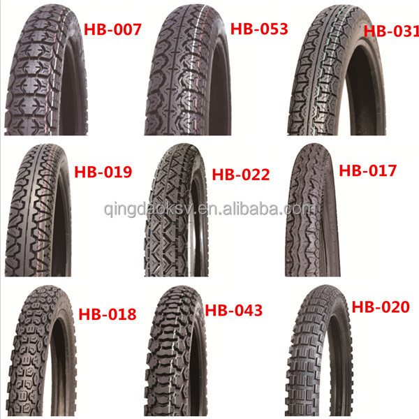 Motorcycle inner tube 3.00-17 motorcycle tire 3.00 17