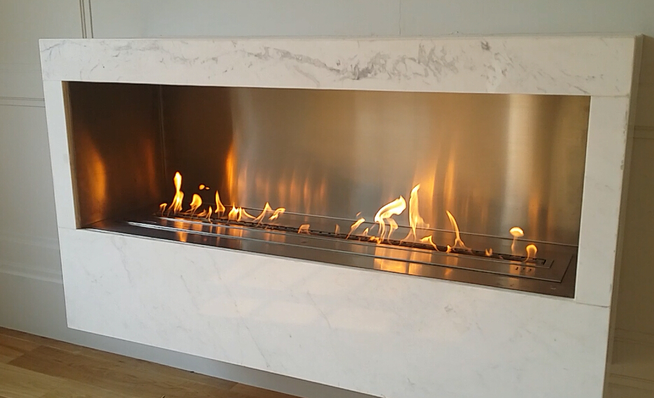 2014 Intelligent Ethanol Fireplace With Remote Control By