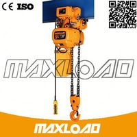 PDH Hook 5 Ton DRP Type Lifting Equipment Veriable Frequency Motor Electric Chain Hoist Crane