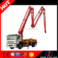 Truck Beton / Concrete Pump For 25Meters From China