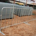 Professional manufacture pedestrian control barriers
