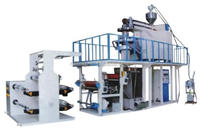 RTSJ-F series blow PP film extruder plastic film making machine on sale