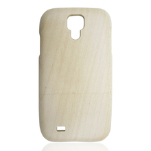 Maple combo wood phone case for samsung galaxy s4