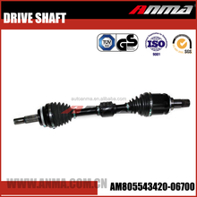 C.V.Joint types of drive shaft 43420-06700 for mazda