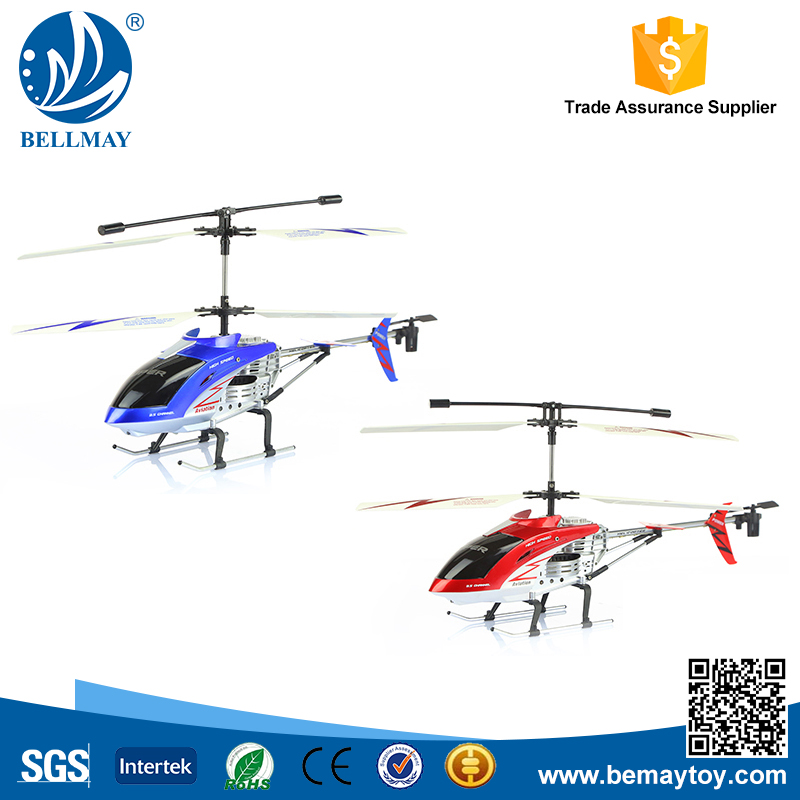 Outdoor flying toy alloy structure long range rc helicopter