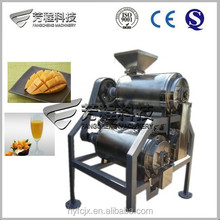 Low Investment And Energy Consumption Mango Pulp Machine (Fruit Pulper, Finisher)