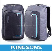 "New Style Two Tone Saco Do Computador Wholesale,Waterproof Nylon 15.6"" Borsa Computer,17 Years China Bags Manufacturer"