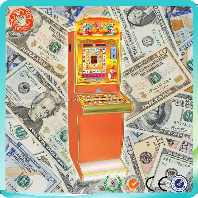 high revenue mega jack 12 in 1 games - slot game board with colorful led from China