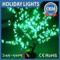small led cherry tree/led cherry blossom tree light/led tree