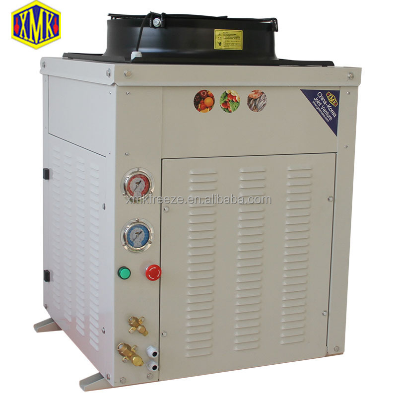 monoblock Refrigeration Unit scroll compressor condening unit for cold room