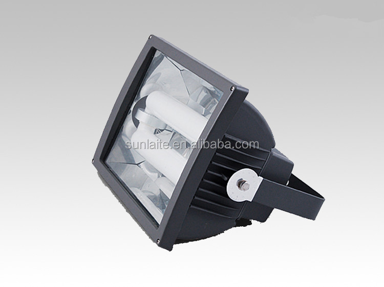 induction down light Low Frequency IP65 2700-6500k 100W Waterproof Outdoor Induction Flood Lighting Induction Lamps