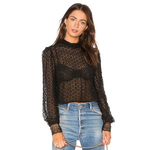 Sheer Sleeve Embroidery 5d425bfe168c