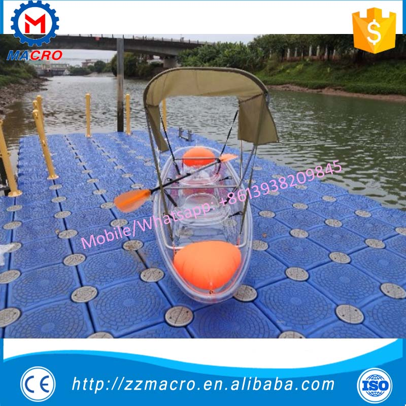 transparent pc material folding canoes motor boats with prices kayak fishing seat