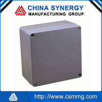Various thickness ip67 stainless steel enclosure made in China