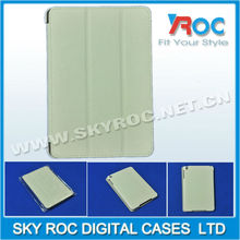 2013 Stylish Three Folded smart cover for ipad mini