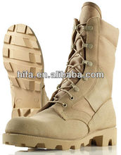 military tactical combat boots of panama sole
