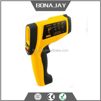 LCD Digital Non-Contact IR Laser Infrared Thermometer GM1150