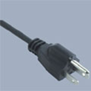 16A/110V Canada 3 pin male electrical plugs