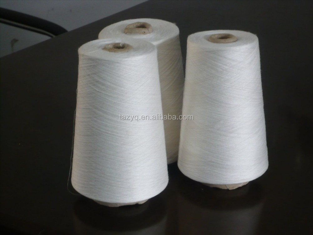 Cotton Yarn Ne 40s 60s 80s Combed Yarn Compact Yarn for Good fabric