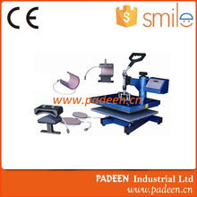 Flatbed Printer Plate Type and Heat Press Machine Type 6 in 1 Heat Press Machine
