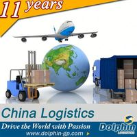 Cost effective Sea Container Shipping to Russia from China ----dolphin