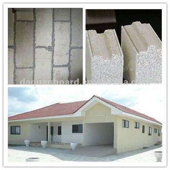 Insulation concrete lightweight polyurethane foam block for Foam block homes