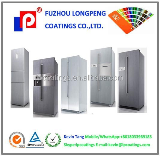 Home Appliances ral9006Epoxy Polyester Powder coating