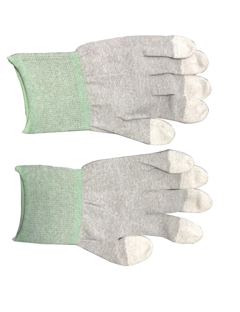 High quality PU coated ESD palm fit electrical gloves