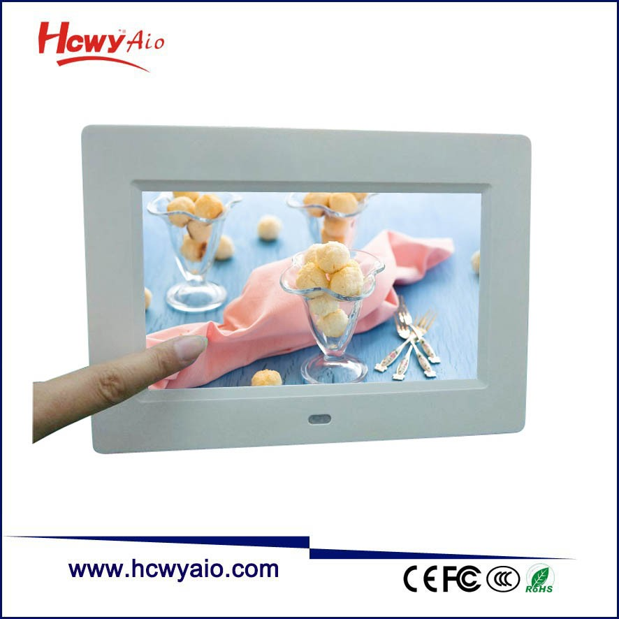 7 inch Android Touch Panel WIFI LCD Monitor