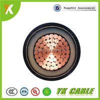 specifications for 120mm2 electrical power cable