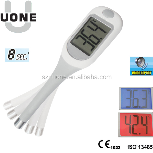China supplier Omron oral digital thermometer