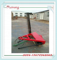 2016 new products 3 point hitch sickle bar mower