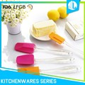 Professional manufacturer no-stick baking silicone cake spatula