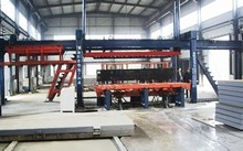 Autoclaved Aerated Concrete block cutting machine/ aac block cutter/ aac panel manufacturing plant