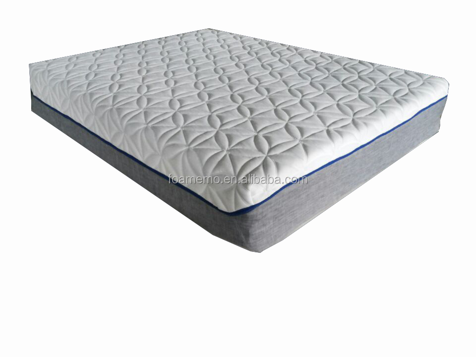 2014 Shanghai Wholesale King queen full Size Memory Foam