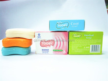 Tooby factory 2015 new arrive good quality beauche soap