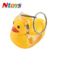 Newest Toys Light Up Duck KeyChain