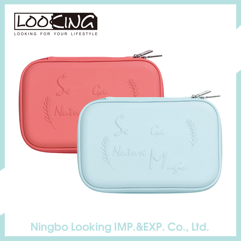 LOOKING Pink And Blue Pencil Box Weight