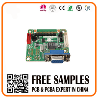 pcb assembly electronics Automotive Battery Charger PCBA, Used in Industrial Control PCBA Assembly