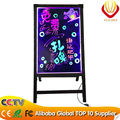 Best advertising tool for shop Hot sale A Stand LED writing board with CE&ROHS&FCC Certification