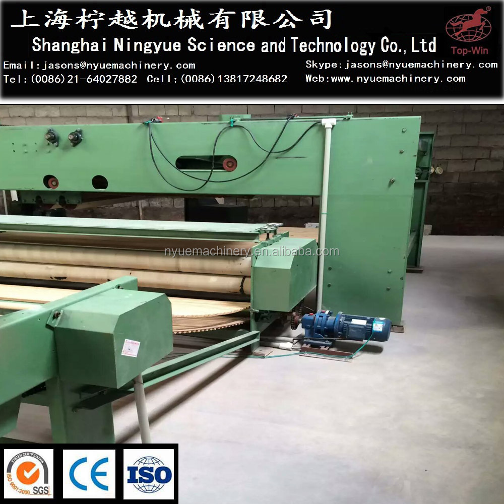 NY-1230 Quilting Production Line waste felt products Matteress making machine